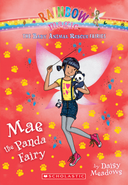 Rainbow Magic: The Baby Animal Rescue Fairies #1: Mae the Panda Fairy