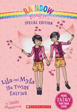 Rainbow Magic Special Edition: Lila and Mila the Twins Fairies