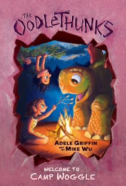 The Oodlethunks, Book 3: Camp Woggle