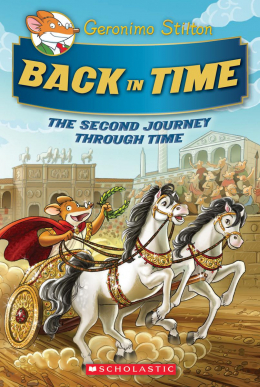 Geronimo Stilton Special Edition: Back in Time