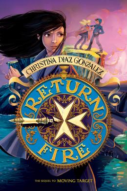 Moving Target, Book 2: Return Fire