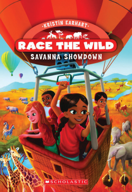 Race the Wild #4: Savanna Showdown