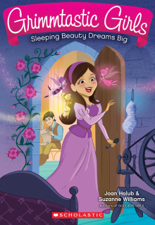 Grimmtastic Girls #5: Sleeping Beauty Dreams Big