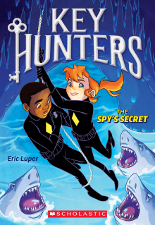 Key Hunters #2: The Spy's Secret