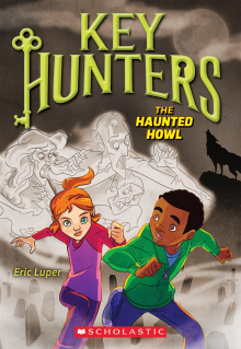 Key Hunters #3: The Haunted Howl