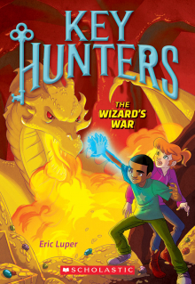 Key Hunters #4: The Wizard's War