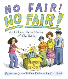 No Fair! No Fair! And Other Jolly Poems of Childhood