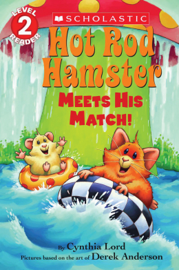Hot Rod Hamster: Hot Rod Hamster Meets His Match!