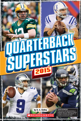 Football Quarterbacks 2015