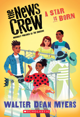 The News Crew: Book 3: A Star Is Born