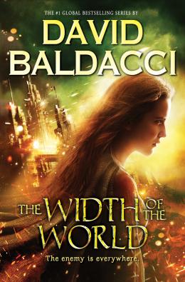 Vega Jane #3: The Width of the World