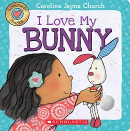 Love Meez #3: I Love My Bunny