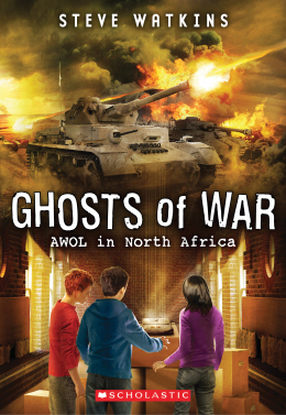 Ghosts of War #3: AWOL in North Africa