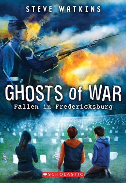 Ghosts of War #4: Fallen in Fredericksburg