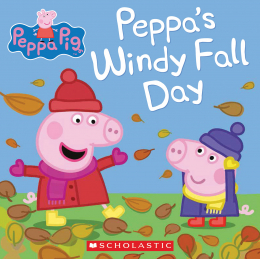 Peppa Pig: Peppa's Windy Fall Day