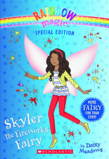 Rainbow Magic: Special Edition: Skyler the Fireworks Fairy