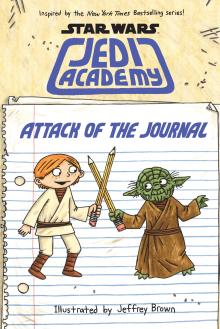 Star Wars: Jedi Academy Journal