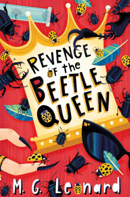Beetle Boy #2: Revenge of the Beetle Queen