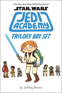 Star Wars: Jedi Academy Trilogy Box Set