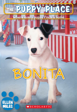 The Puppy Place #42: Bonita