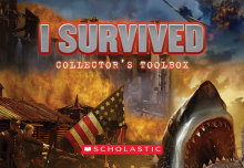 I Survived: Collector's Toolbox