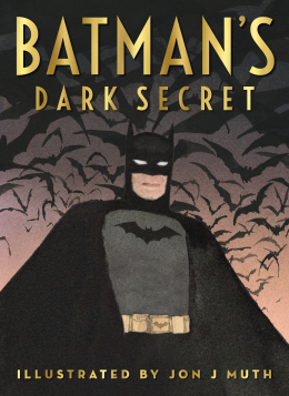 Batman's Dark Secret