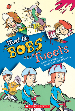 Bobs and Tweets #1: Meet the Bobs and Tweets
