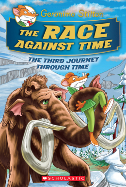 The Race Against Time the Third Journey Through Time
