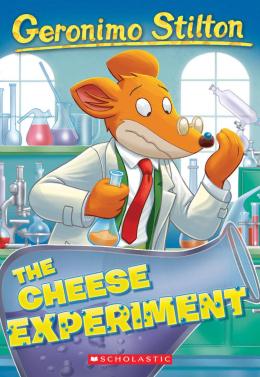 Geronimo Stilton #63: The Cheese Experiment