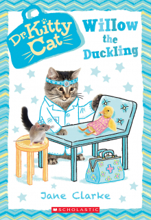 Dr. KittyCat #4: Willow the Duckling