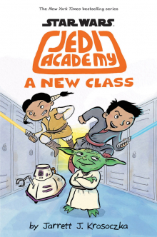 Star Wars Jedi Academy #4: A New Class