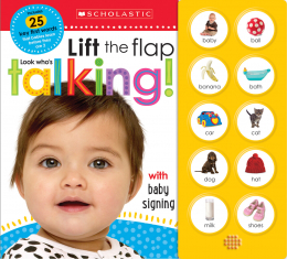 Scholastic Early Learners: Lift the Flap: Look Who's Talking!