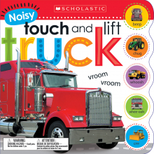 Scholastic Early Learners: Noisy Touch and Lift Truck