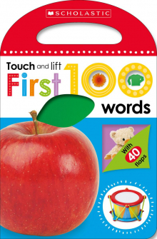 Scholastic Early Learners: Touch and Lift First 100 Words
