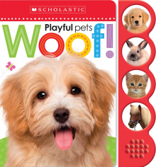 Scholastic Early Learners: Woof!