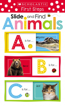 Scholastic Early Learners: Slide and Find Animals