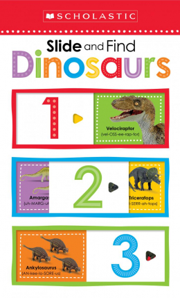 Scholastic Early Learners: Slide and Find Dinosaur
