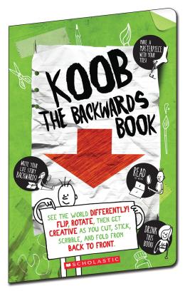 KOOB: The Backwards Book