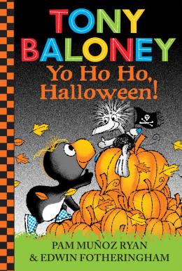 Tony Baloney: Yo Ho Ho, Halloween!