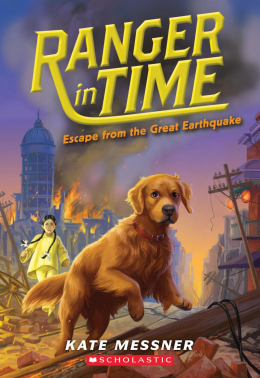 Ranger in Time #6: Escape from the Great Earthquake