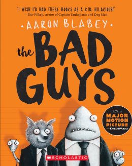 The Bad Guys #1