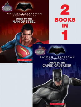 Batman vs. Superman: Dawn of Justice: Movie Flip Bk