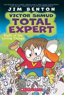 Victor Shmud, Total Expert #2: Night of the Living Things