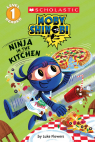 Scholastic Reader, Level 1: Moby Shinobi: Ninja in the Kitchen