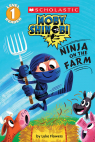 Scholastic Reader, Level 1: Moby Shinobi: Ninja on the Farm