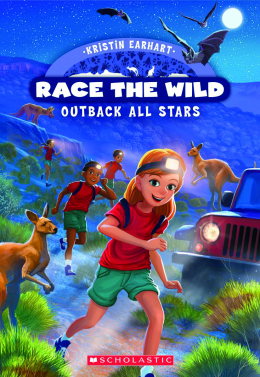 Race The Wild #5: Outback All Stars
