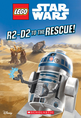 LEGO® Star Wars™: R2-D2 to the Rescue! (Chapter Book #4)