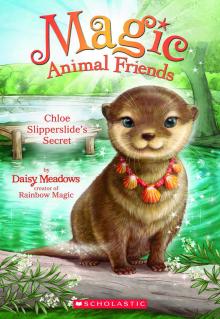 Magic Animal Friends #11: Chloe Slipperslide's Secret