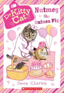 Dr. KittyCat #5: Nutmeg the Guinea Pig