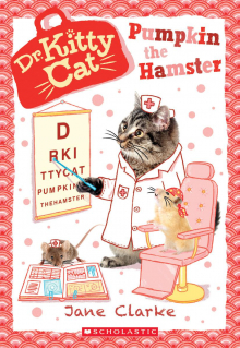 Dr. KittyCat #6: Pumpkin the Hamster